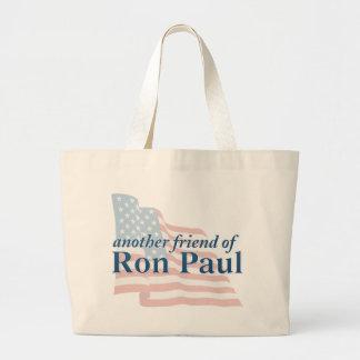 Ron Paul Things Canvas Bag