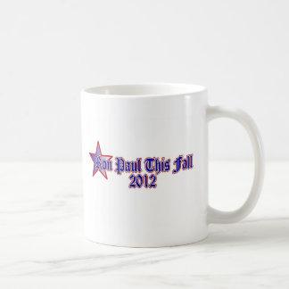 Ron Paul This Fall 2012 Coffee Mug