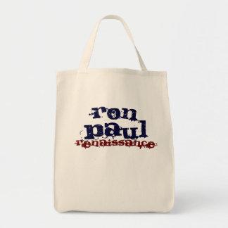 Ron Paul Tote Canvas Bag