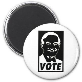 Ron Paul Vote 2012 6 Cm Round Magnet
