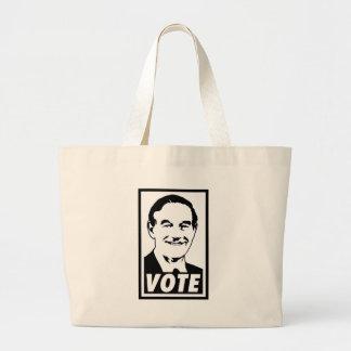 Ron Paul Vote 2012 Black Bags