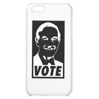 Ron Paul Vote 2012 Cover For iPhone 5C
