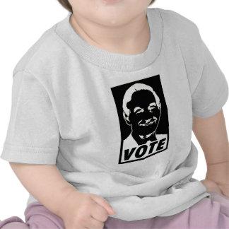 Ron Paul Vote 2012 T Shirts