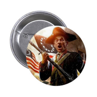 Ron Paul Warrior Button