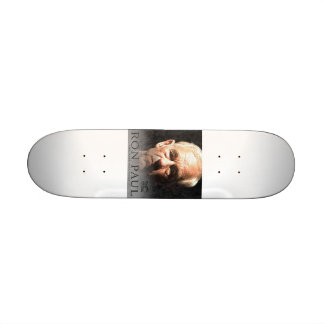 Ron Pual-The Time Has Come Skateboard Deck