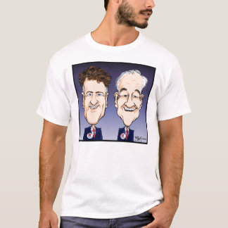 Ron & Rand Paul T-Shirt w/b