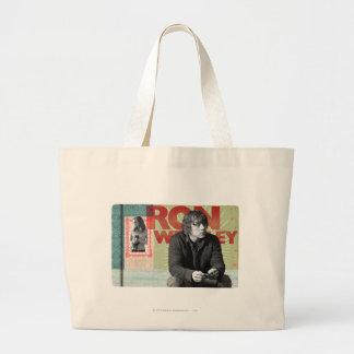 Ron Weasley 4 Jumbo Tote Bag