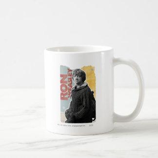 Ron Weasley 7 Basic White Mug