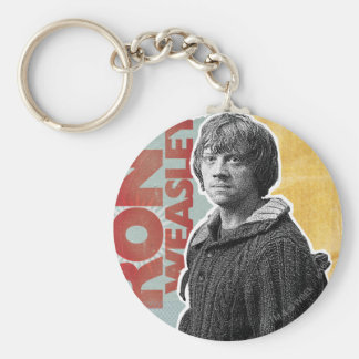 Ron Weasley 7 Key Ring