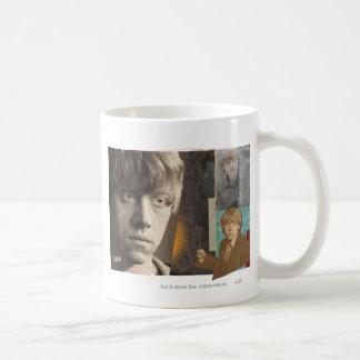 Ron Weasley 8 Basic White Mug