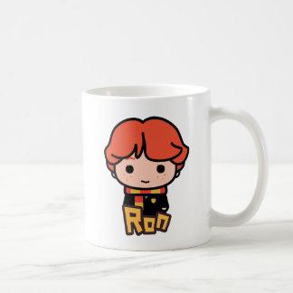Ron Weasley Cartoon Character Art Coffee Mug