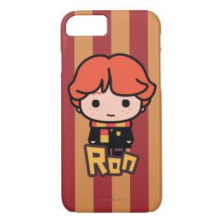 Ron Weasley Cartoon Character Art iPhone 7 Case
