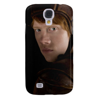 Ron Weasley Geared Up Galaxy S4 Cover