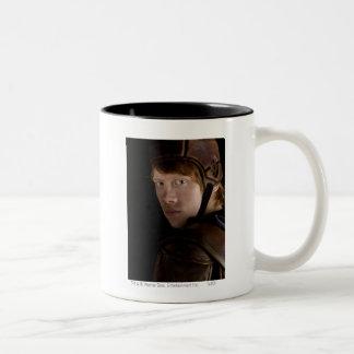 Ron Weasley Geared Up Two-Tone Mug