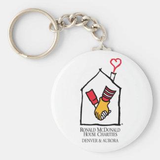 Ronald McDonald Hands Key Chains