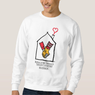 Ronald McDonald Hands Sweatshirt