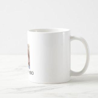 ronald REAGAN, AMERICAN HERO Basic White Mug