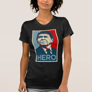 Ronald Reagan Hope Hero Poster - Reagan Bush 84 T-shirt