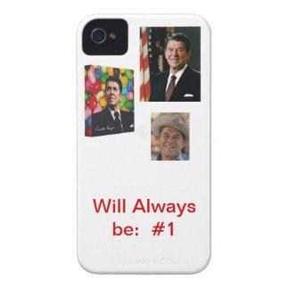 Ronald Reagan I Phone cover Case-Mate iPhone 4 Case