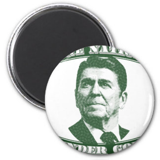 Ronald Reagan One Nation Under God Magnet