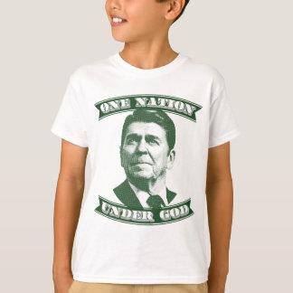 Ronald Reagan One Nation Under God T-Shirt