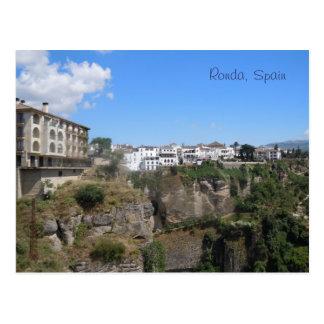 Ronda, Spain - Postcard