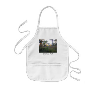 Rondeau Park in the Fall Kids Apron