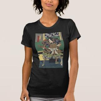 ronin knight japanese ukiyo-e samurai warrior T-Shirt
