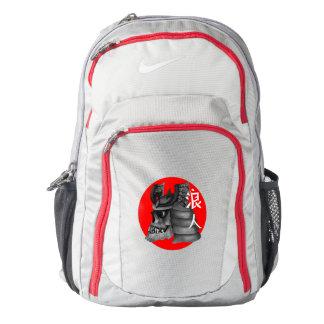 Ronin Samurai Armor Skull Backpack