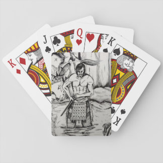 Ronin Samurai Playing Cards