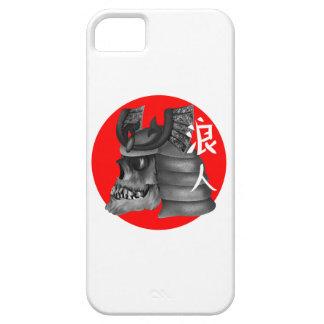 Ronin Samurai Skull iPhone 5 Case