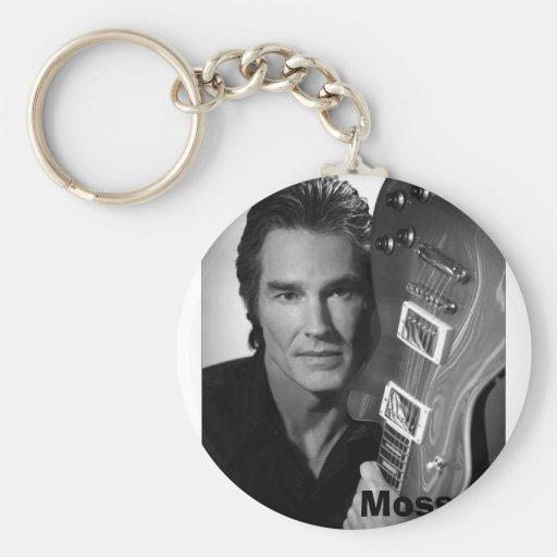 Ronn Moss Key Chain