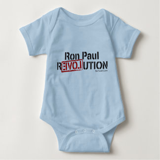 RonPaul Revolution Baby Bodysuit