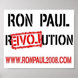 RONPAULRevolution Print