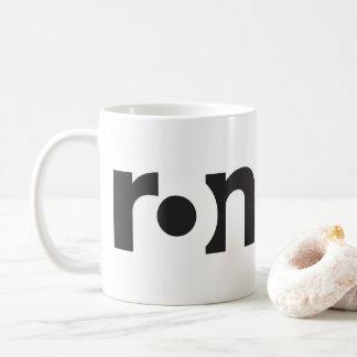 Ron's very own mug