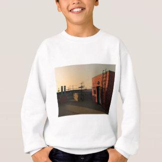 Roof in New York Sweatshirt