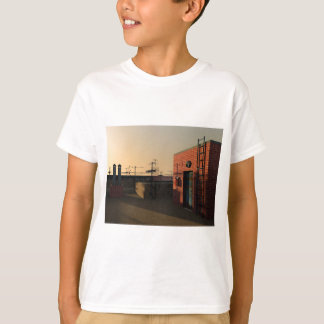 Roof in New York T-Shirt