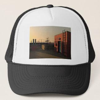 Roof in New York Trucker Hat