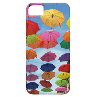 Roof of umbrellas iPhone 5 covers