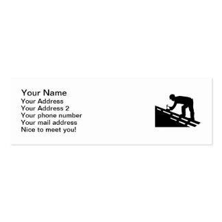 Roofer Business Card Templates