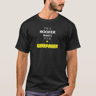Roofer T-Shirt