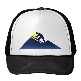 Roofing Mesh Hats