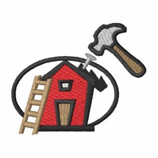 Roofing Logo Polo