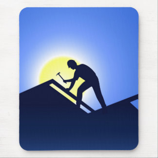 Roofing Mousepads