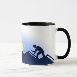 Roofing Mug