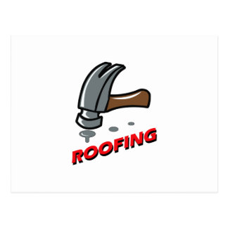 ROOFING POSTCARD