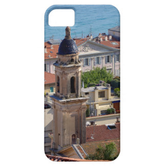 Roofs and Basilica at Menton in France iPhone 5 Case