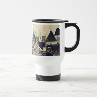 ROOFS OF THE CANTAL TRAVEL MUG