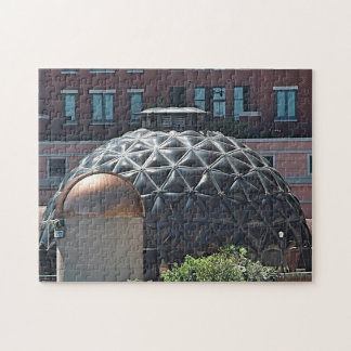 Rooftop Dome Jigsaw Puzzle