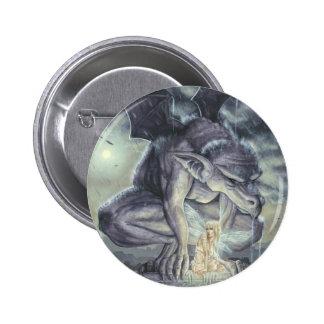 Rooftop Vigil Badge/Button 6 Cm Round Badge